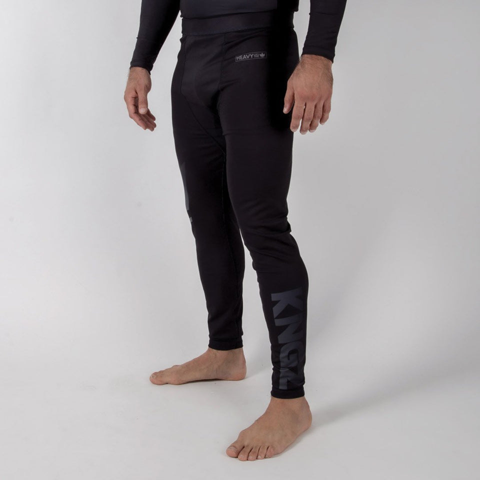 Kingz Crown Grappling Spats - Fighters Market