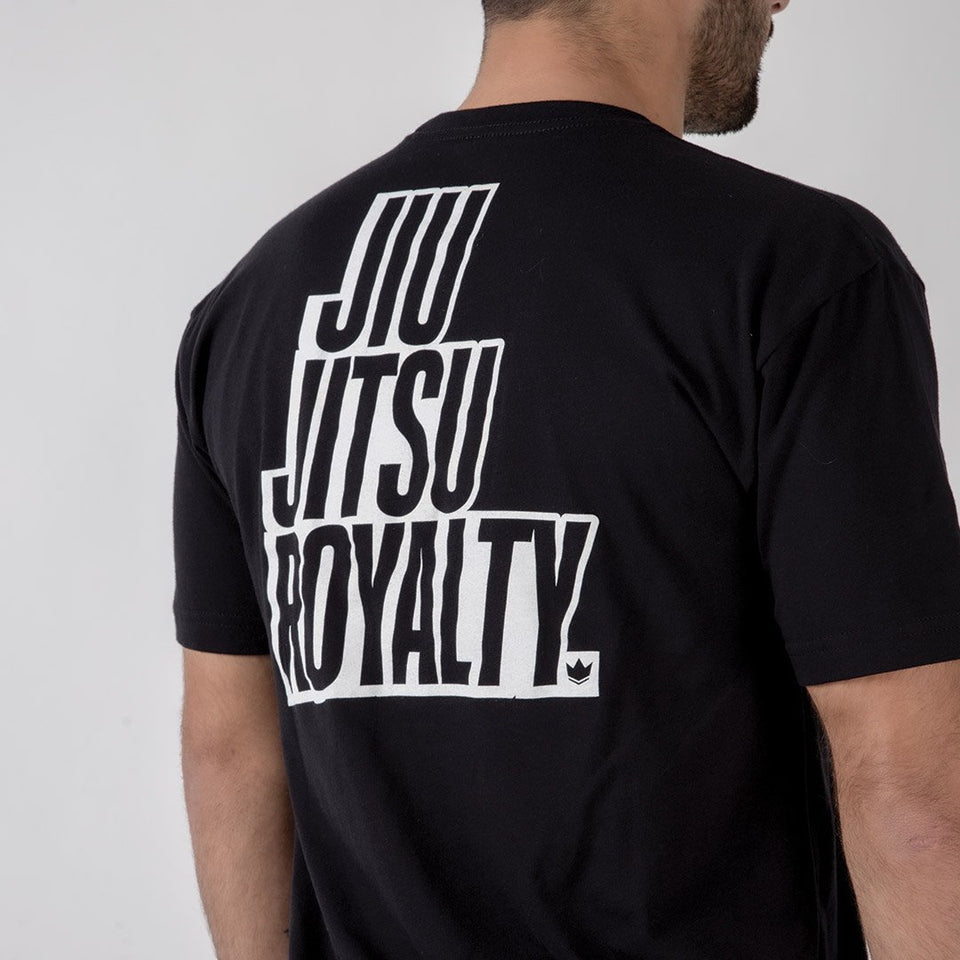 Kingz Jiu Jitsu Royalty Tee - Fighters Market