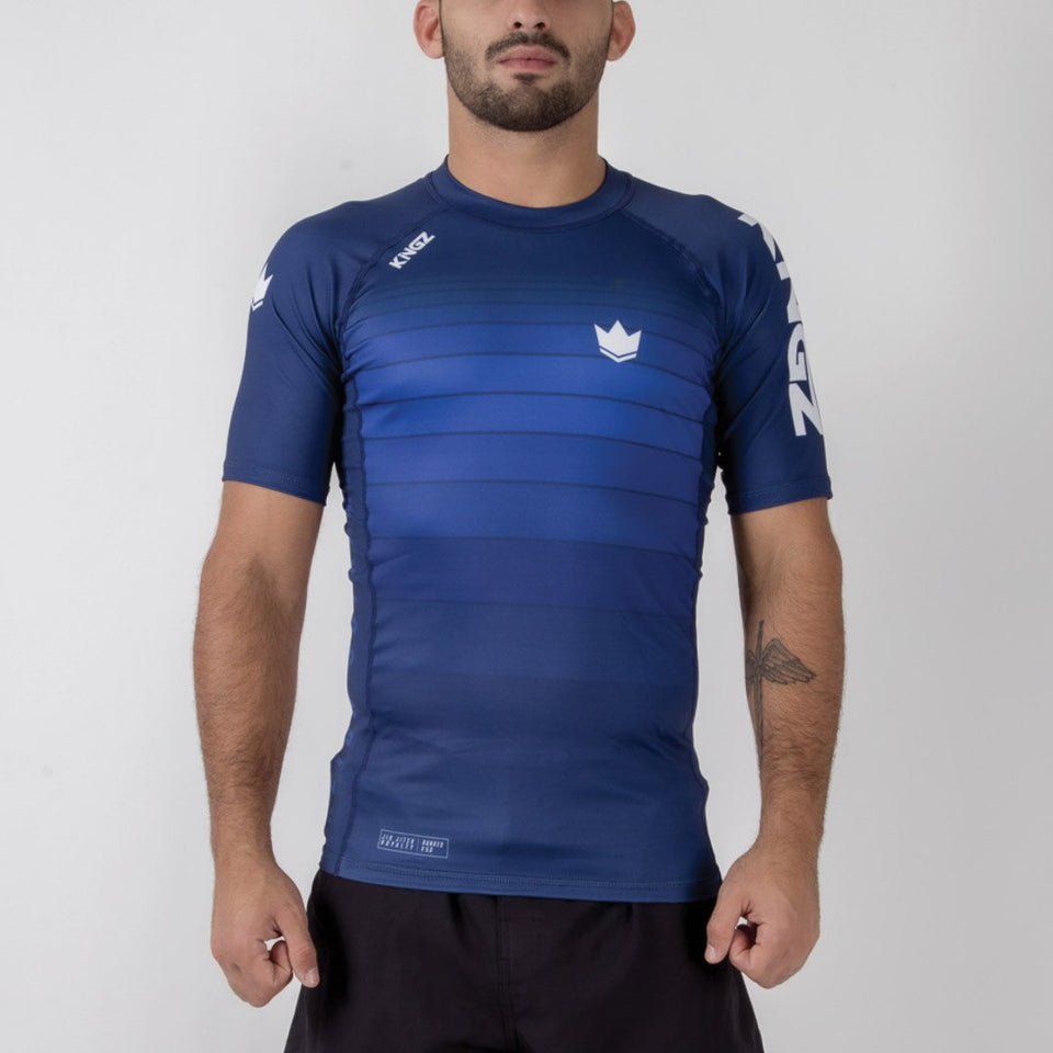 Kingz Ranked V5.0 S/S Rash Guard - Fighters Market