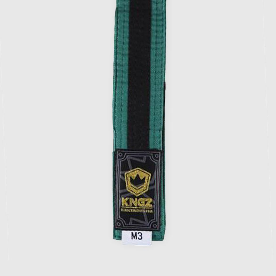 Kingz Kids Belts w/ Black Stripe - Fighters Market