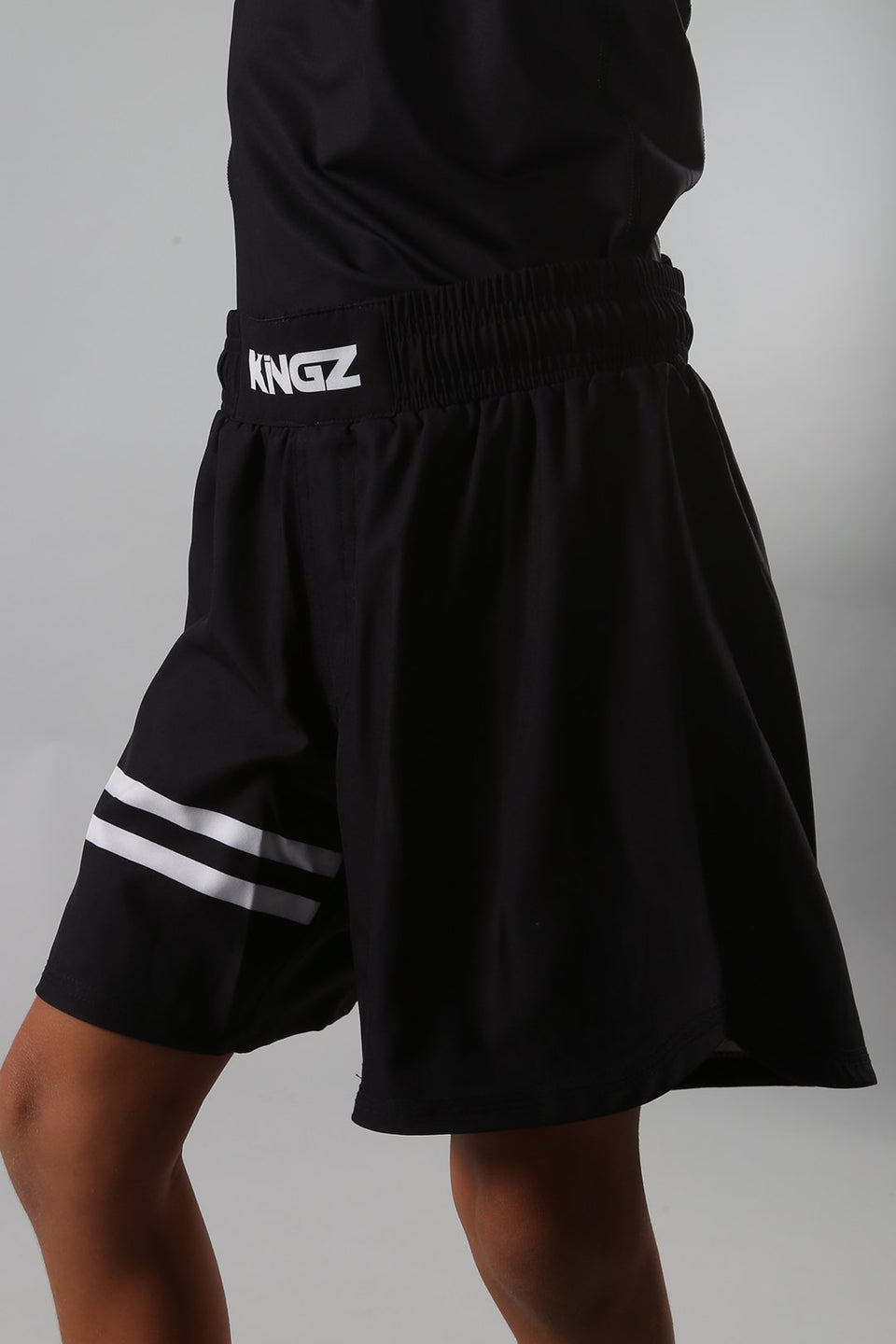 Kingz Captain Youth Fight Shorts - Fighters Market