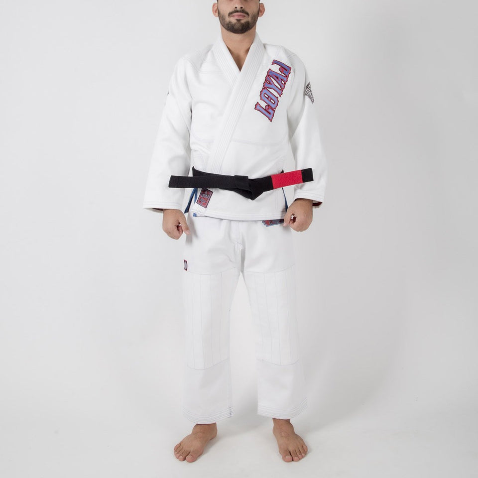 Loyal Leviathan Jiu Jitsu Gi - Fighters Market