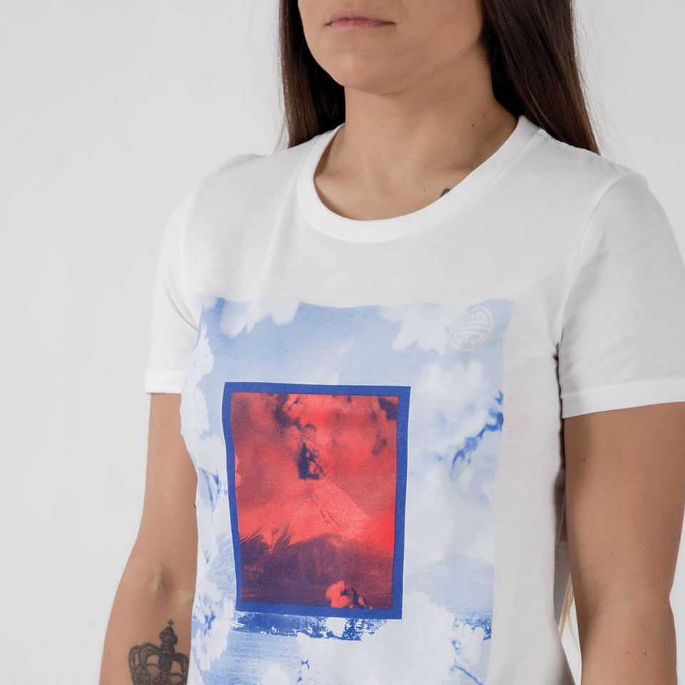 Maeda Calming Storm Womens Tee - Fighters Market