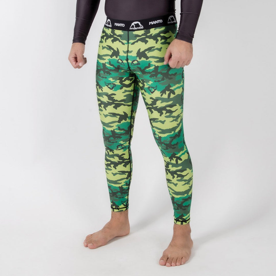 Manto Camo Spats - Fighters Market
