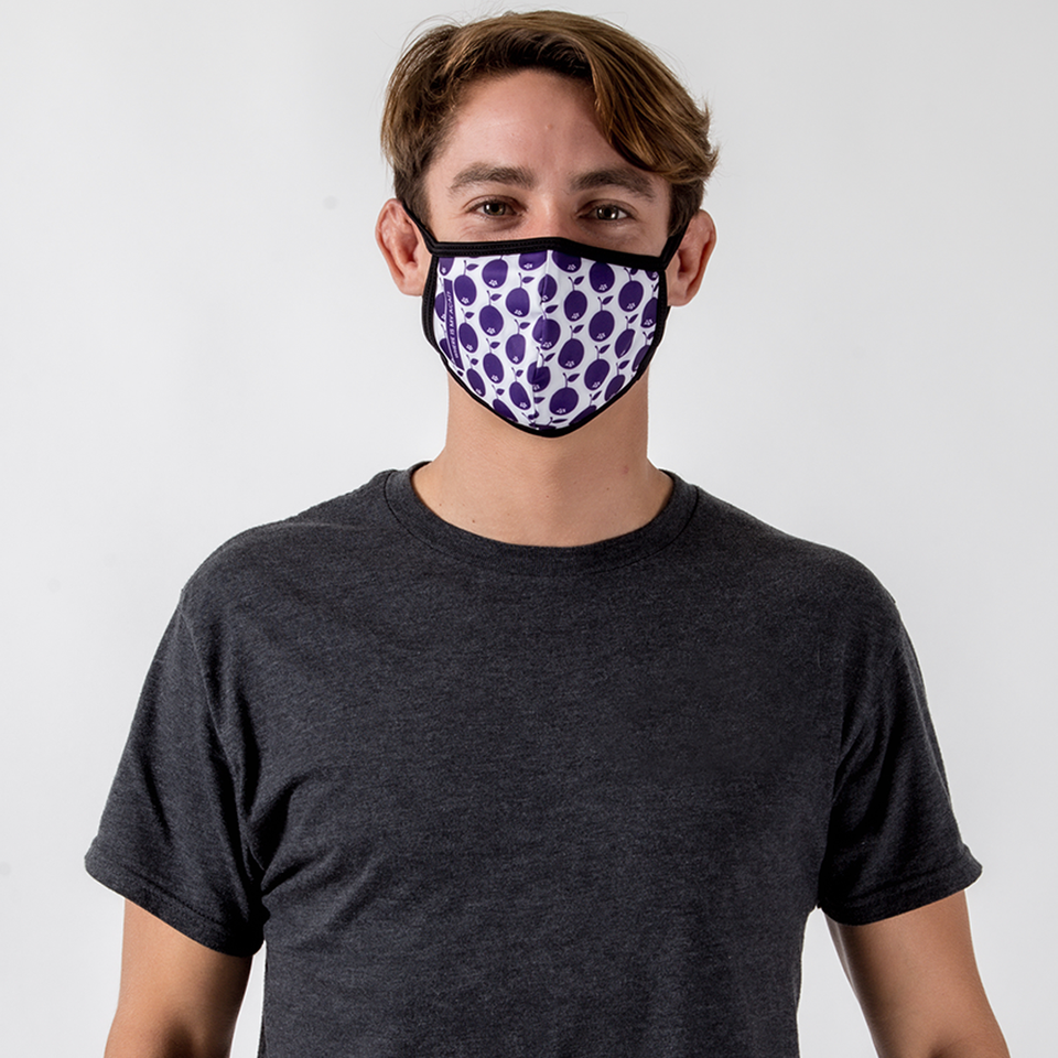 Acai - Unisex Face Mask - Fighters Market