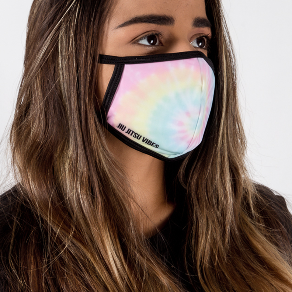 Tie Dye Vibe - Unisex Face Mask - Fighters Market