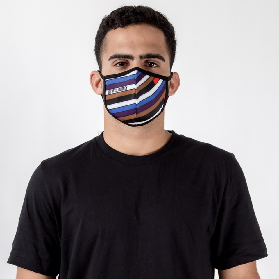 Journey - Unisex Face Mask - Fighters Market