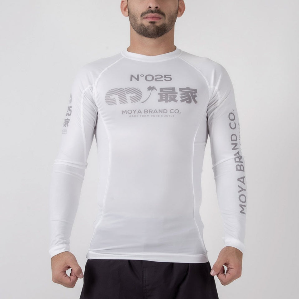 Moya Brand Aventador II 2018 Long Sleeve Rash Guard - Fighters Market