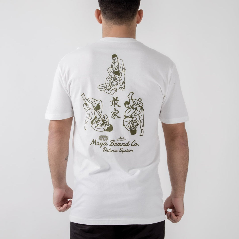 Moya Brand System Tee - Fighters Market