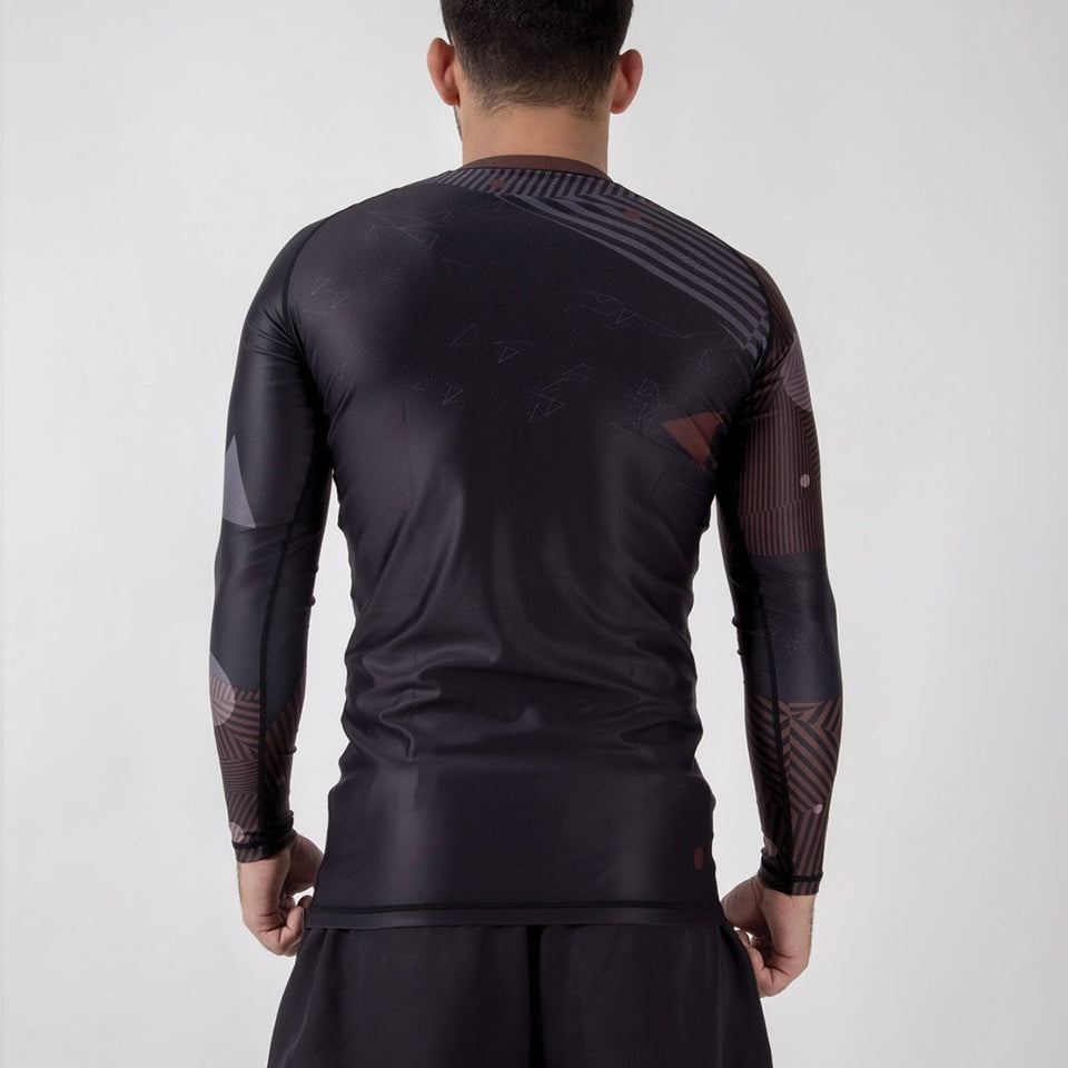 Phalanx Chaos Ranked L/S Rash Guard - Fighters Market