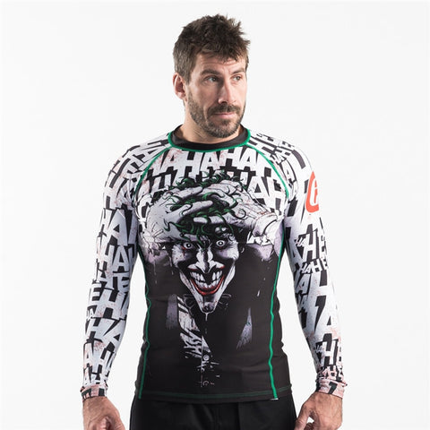 Fusion FG Batman: The Killing Joke Rash Guard - Fighters Market