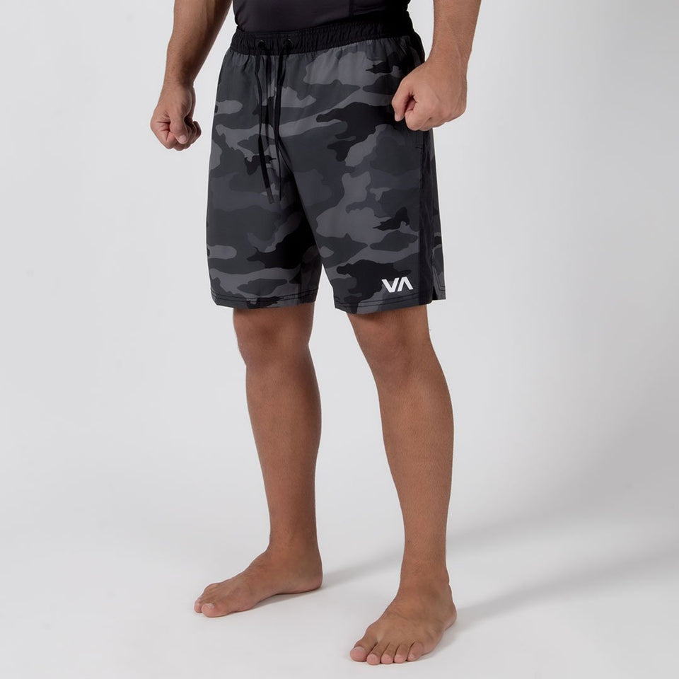 "RVCA Yogger Flex 19"" Short"