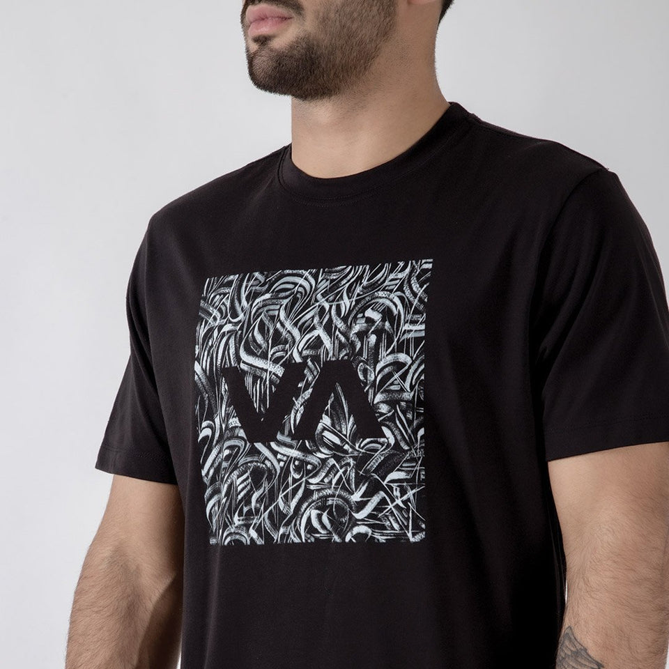 RVCA Defer Defer All The Way Performance S/S T-Shirt - Fighters Market