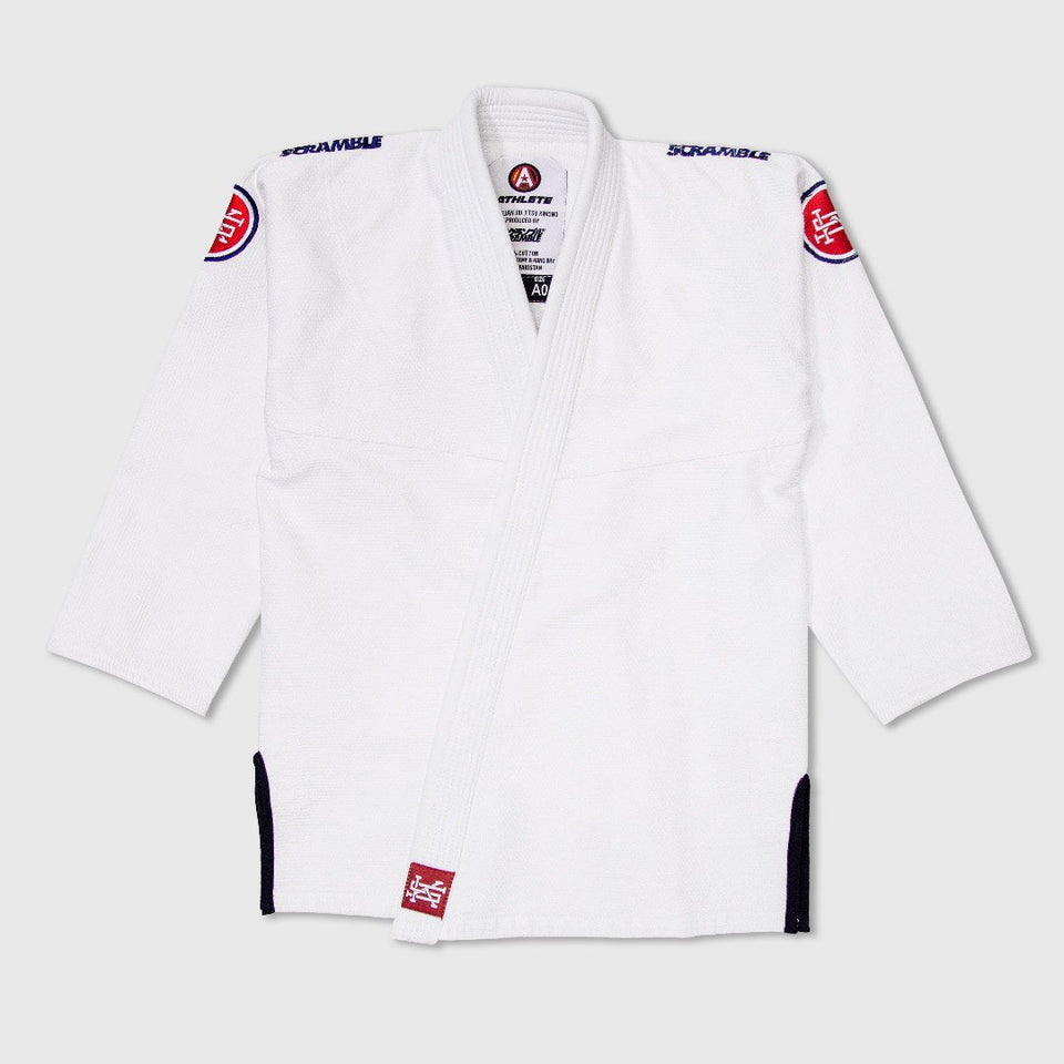 Scramble Athlete V4 450 Jiu Jitsu Gi - Fighters Market
