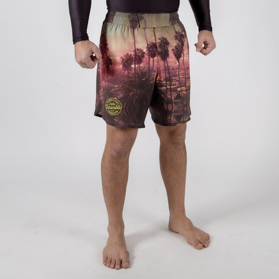 Scramble Cali Shorts - Fighters Market