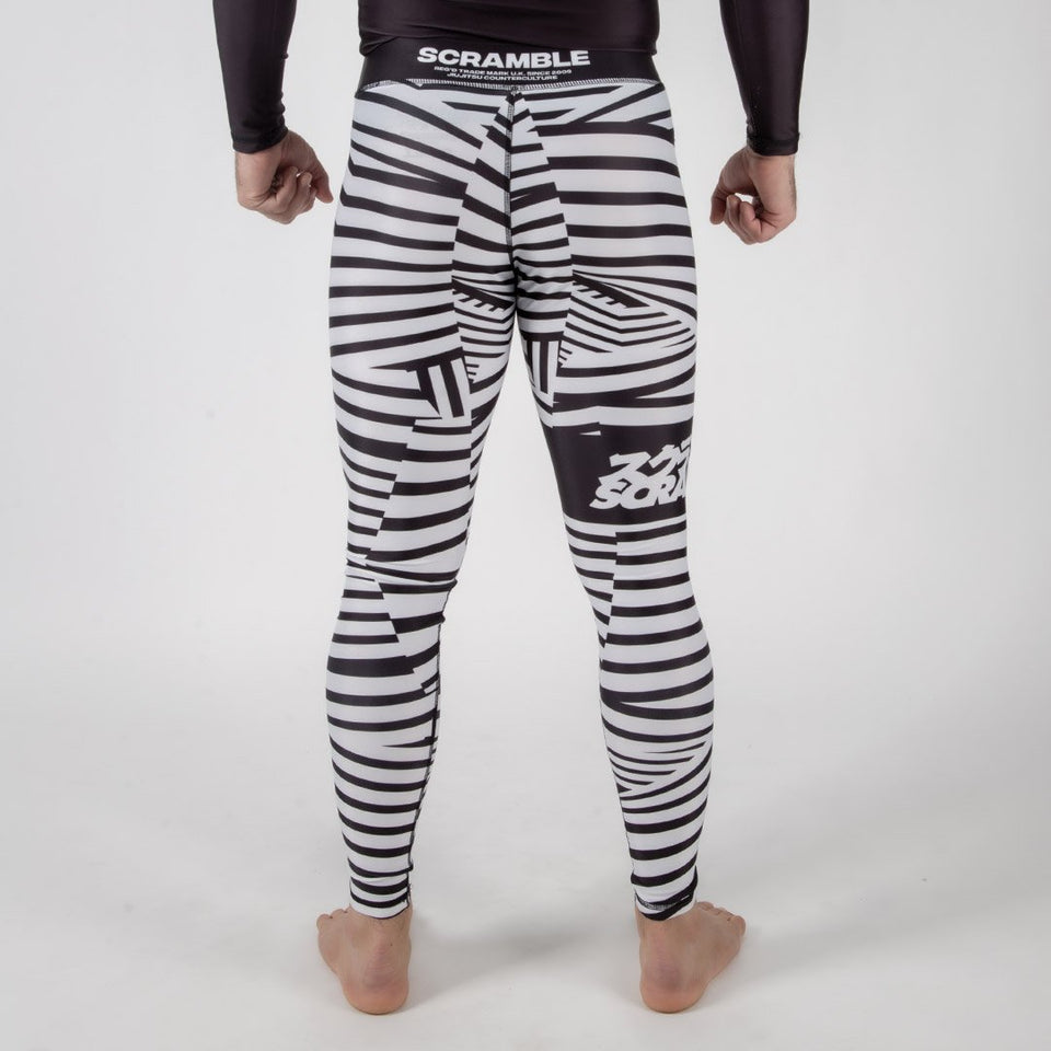 Scramble Dazzle Camo Spats - Fighters Market