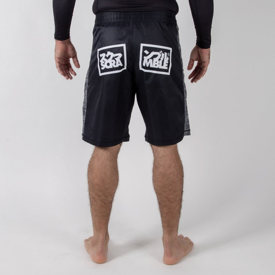 Scramble Kuro Shorts - Fighters Market
