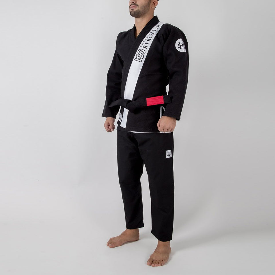 Scramble x 100Athletic Jiu Jitsu Gi - Fighters Market