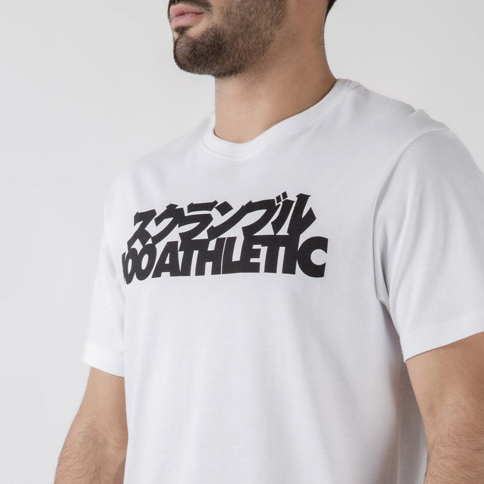 Scramble x 100Athletic Tee - Fighters Market