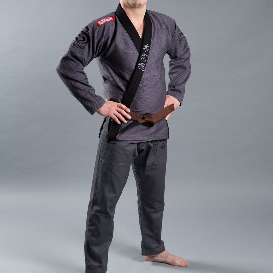 Scramble Toshi Jiu Jitsu Gi - Fighters Market