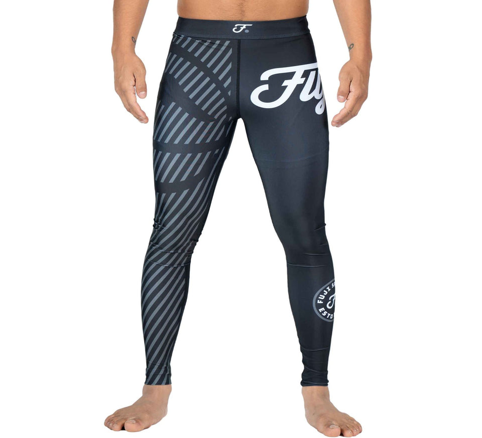 Fuji Script Spats - Fighters Market