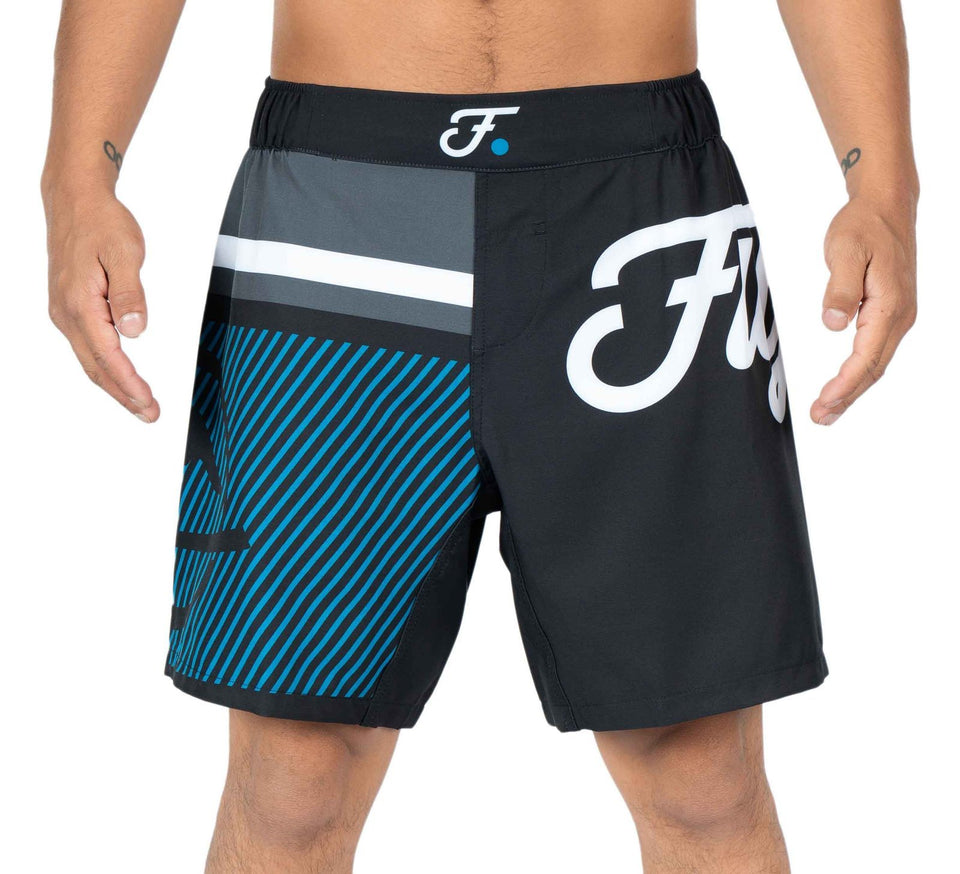 Fuji Script Grappling Shorts - Fighters Market