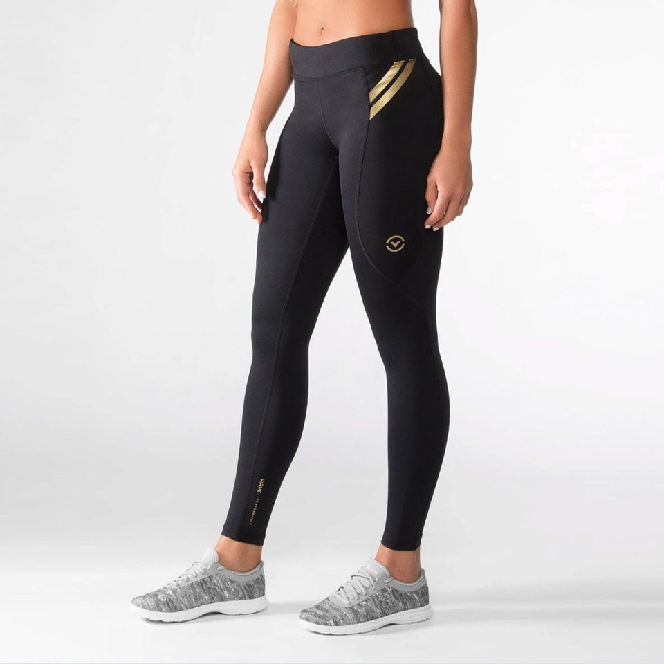 Virus Women's Bioceramic Compression Full Pant - Fighters Market