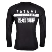 Tatami Worldwide L/S Rash Guard