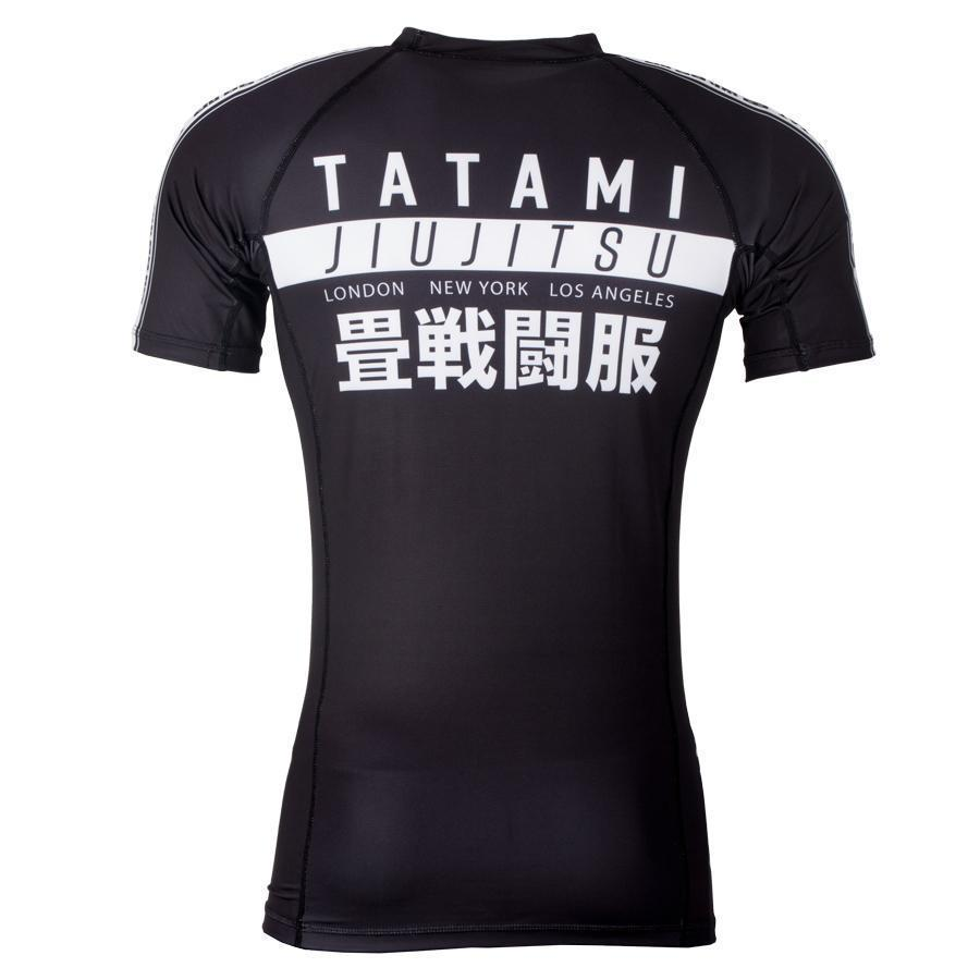 Tatami Worldwide S/S Rash Guard