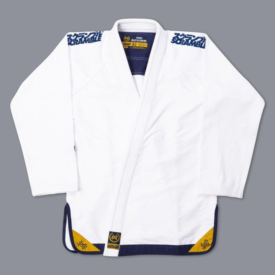 Scramble Yusho BJJ Gi - Fighters Market