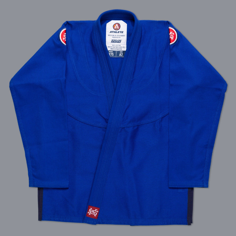 Scramble Athlete V4 375 Jiu Jitsu Gi - Fighters Market