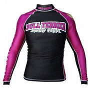 Bull Terrier Competition 2.0 Long Sleeve Rash Guards - All Colors - bjj sports