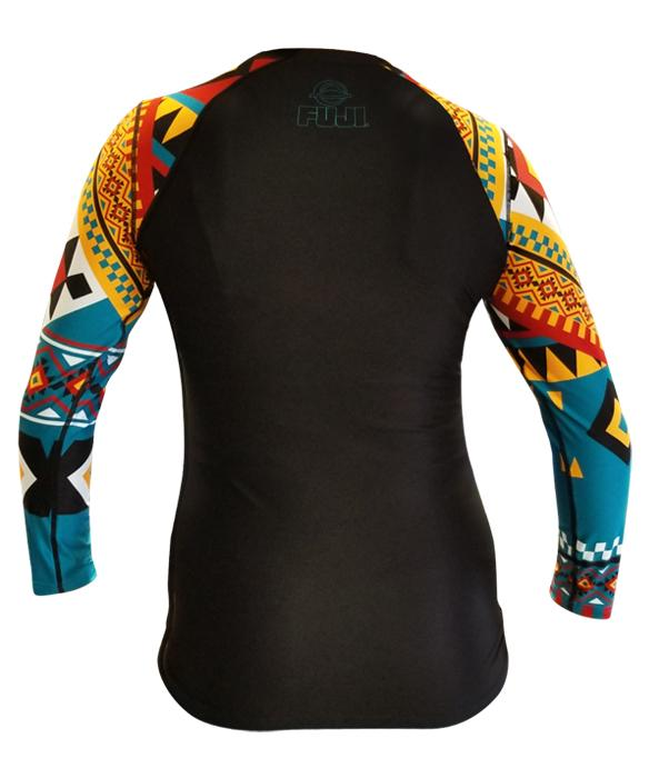Fuji Tribal Women's Rash Guard - bjj sports