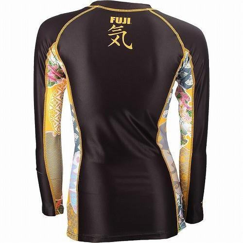 Fuji Women's Kimono Rash Guard - bjj sports