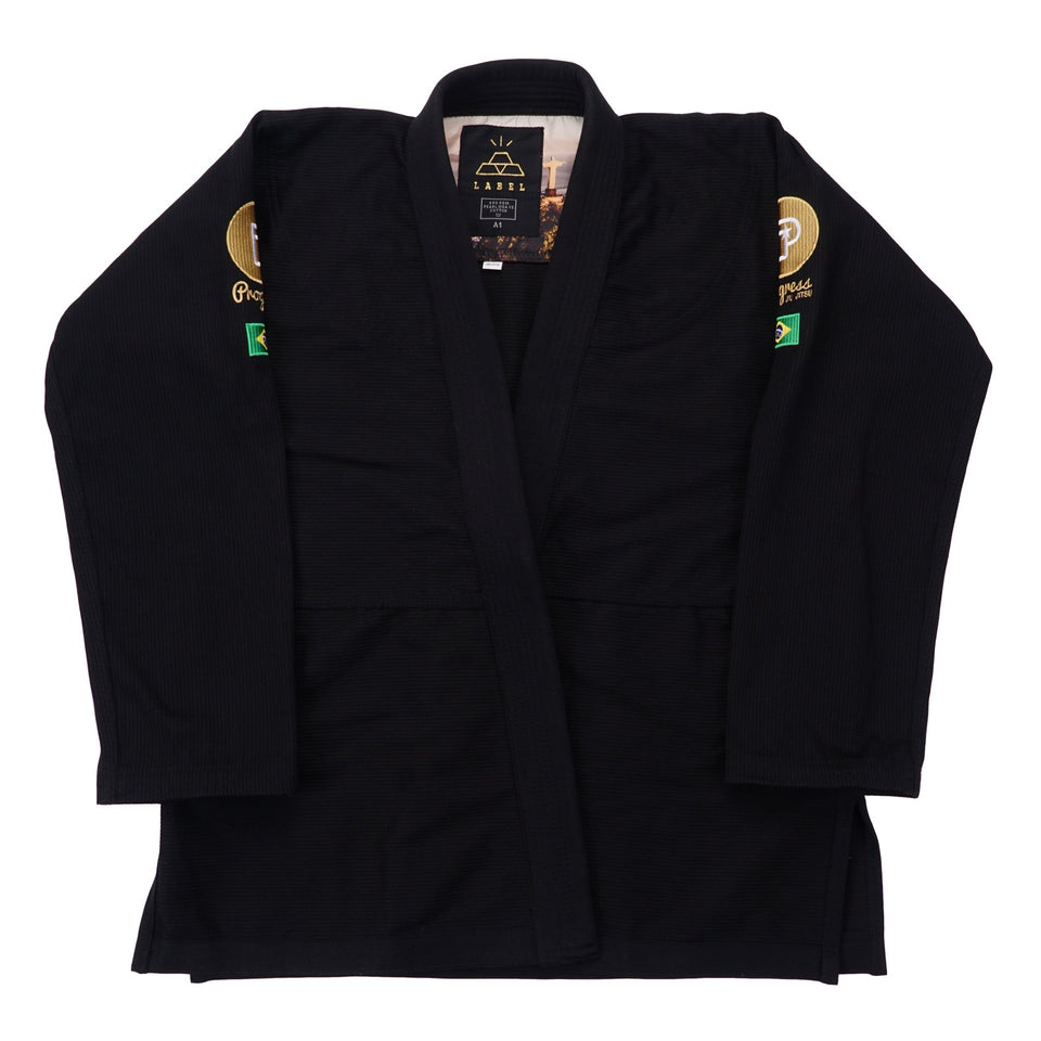 Progress Gold Label Kimono - Brazil Edition - Fighters Market
