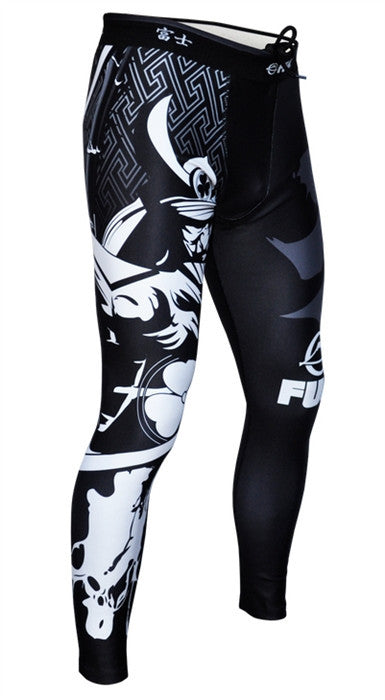 Fuji Musashi Grappling Spats - Fighters Market