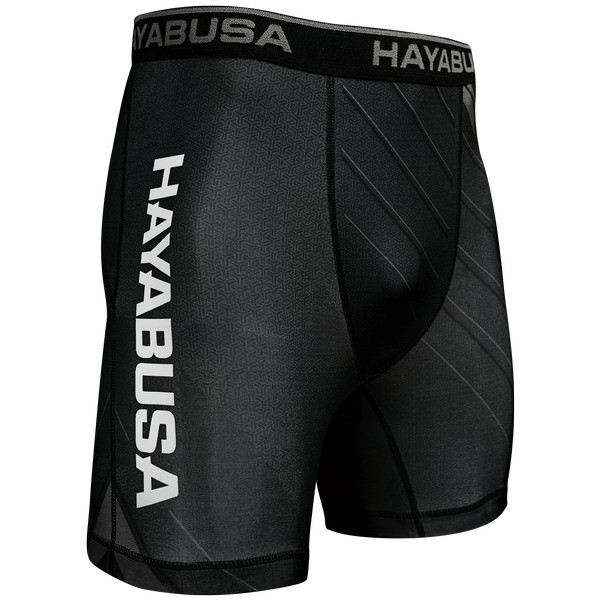 Hayabusa Metaru Charged Compression Shorts - Fighters Market