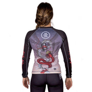 Tatami Ladies Dragon Fly V2 Rash Guard