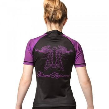Tatami Ladies Phoenix Rash Guard - bjj sports