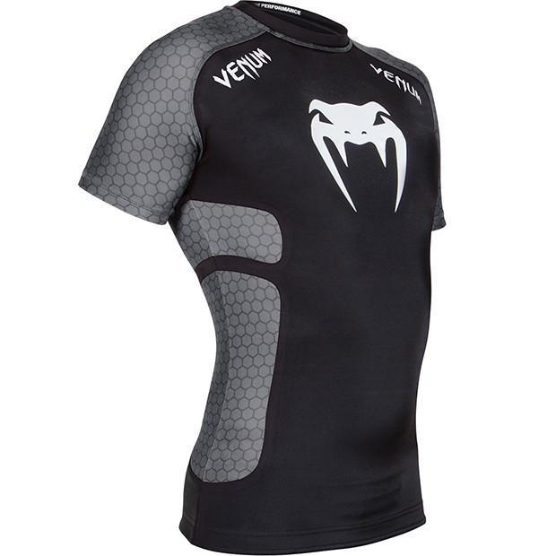 Venum Absolute Short Sleeve Compression Shirt - bjj sports