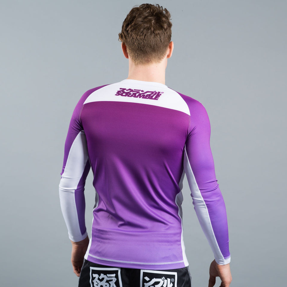 Scramble Ranked V3 Rash Guard - Fighters Market
