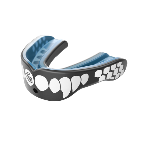 Shock Doctor Gel Max Power Mouth Guard - Fangs