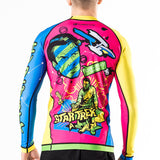 Fusion FG Star Trek Tokyo Invasion Rash Guard - Fighters Market