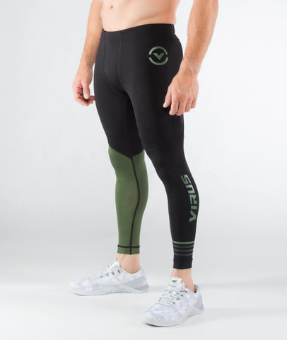 Virus Men's Stay Cool Compression Pant
