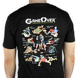 Newaza Game Over Tee - Fighters Market