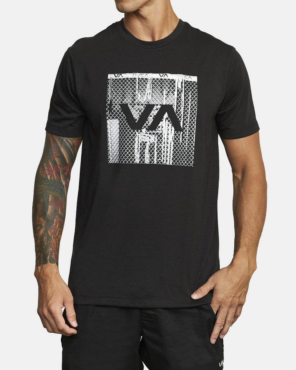 RVCA VA Box Fill T-Shirt