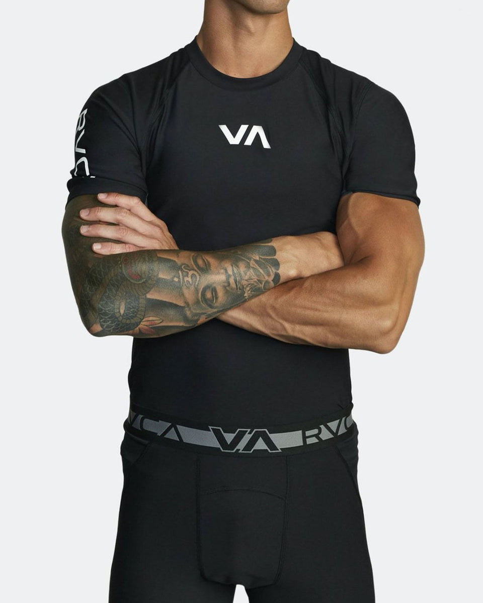RVCA Compression S/S Top