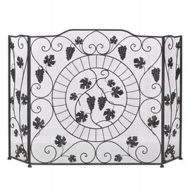 Vineyard Fireplace Screen - G Street Furniture Rockville Free delivery maryland dc virginia