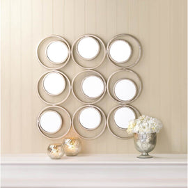Revolution Wall Mirror - G Street Furniture Rockville Free delivery maryland dc virginia