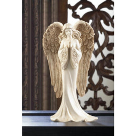 Praying Angel Figurine - G Street Furniture Rockville Free delivery maryland dc virginia